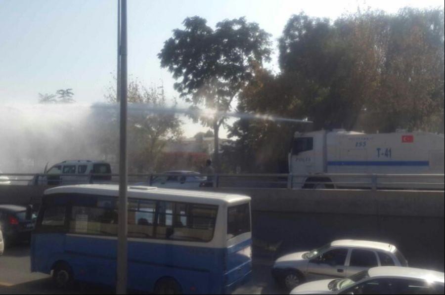 'Ankara Valisi'nin hayatından endişe ediyoruz'