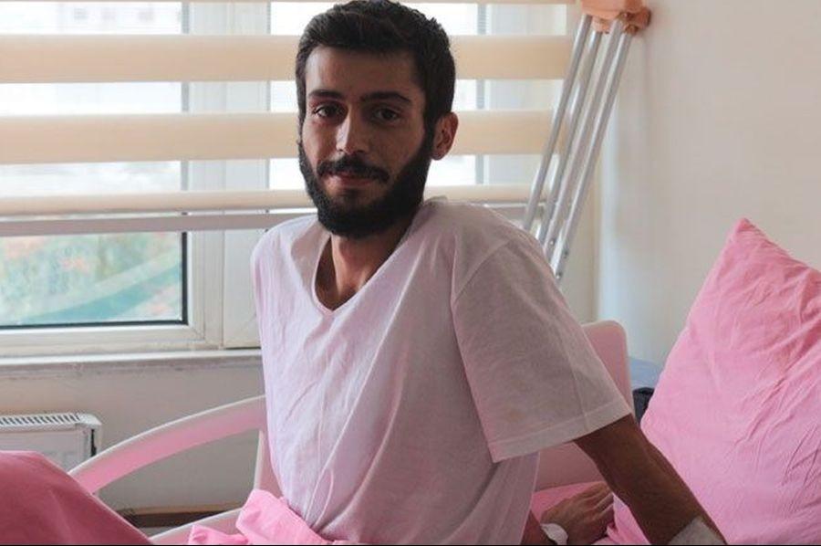 10 Ekim yaralısı Karakoç, İÜ'de gözaltına alındı