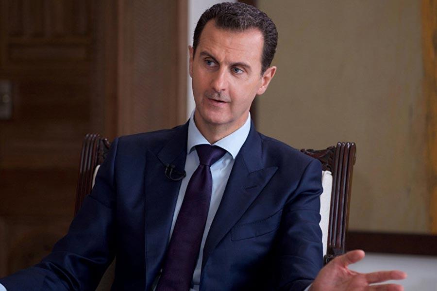 Esad: Fırat Kalkanı Operasyonu işgaldir
