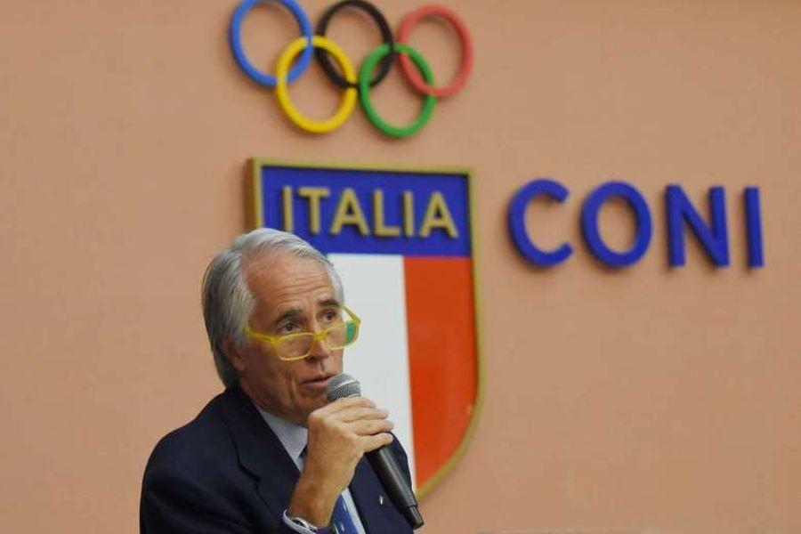 İtalya Olimpiyat Komitesi, Roma'nın adaylığını durdurdu