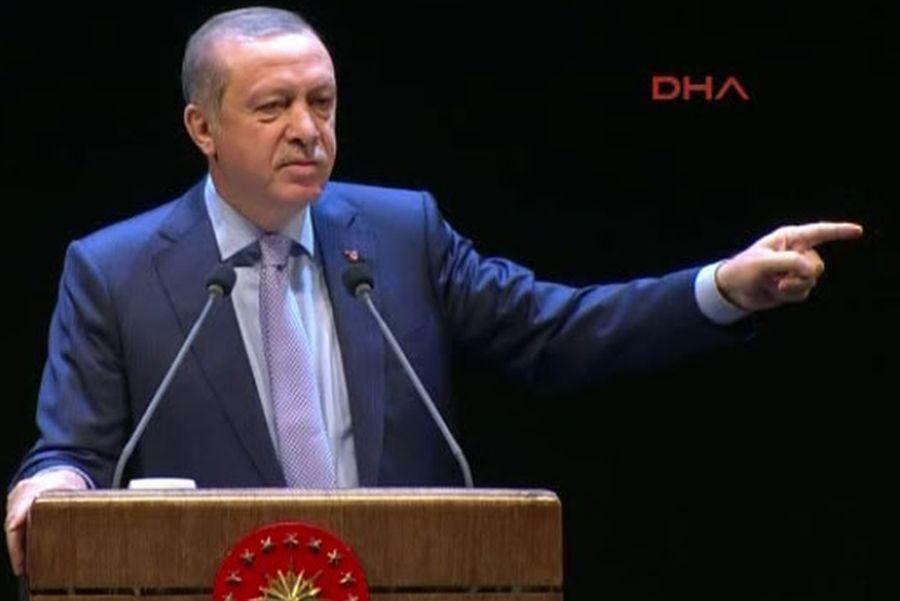 Erdoğan'dan Avrupa'ya: Bumerang gibi sizi de vuracak
