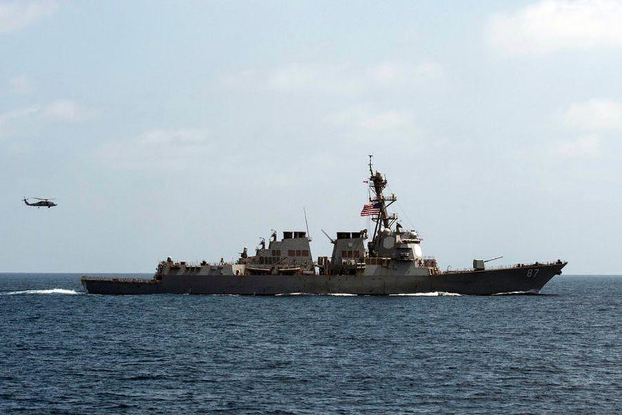 ABD savaş gemisi, Yemen'de Husi bölgesine saldırdı