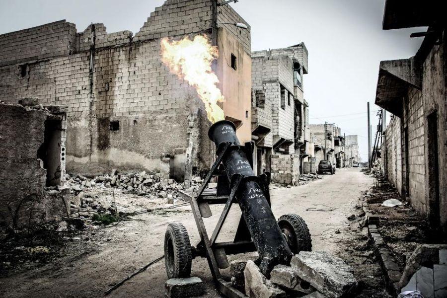Suriye'de cihatçılar yenilince destekçileri BM'ye başvurdu