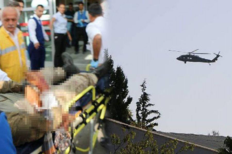 Adıyaman'da çatışma: 1 asker yaralandı