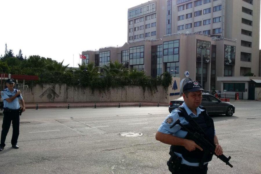 Adana'da 'çarşaflı, uzun namlulu silahlı terörist' alarmı