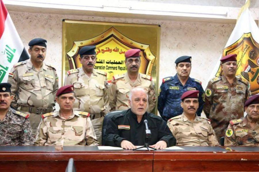 Irak, Musul operasyonunu başlattı