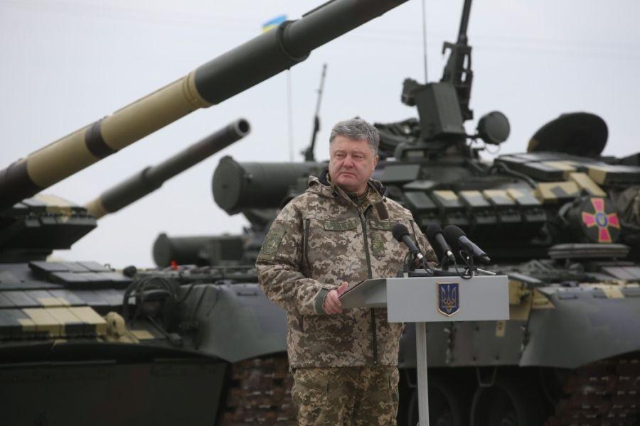 Ukrayna profesyonel orduya geçiyor