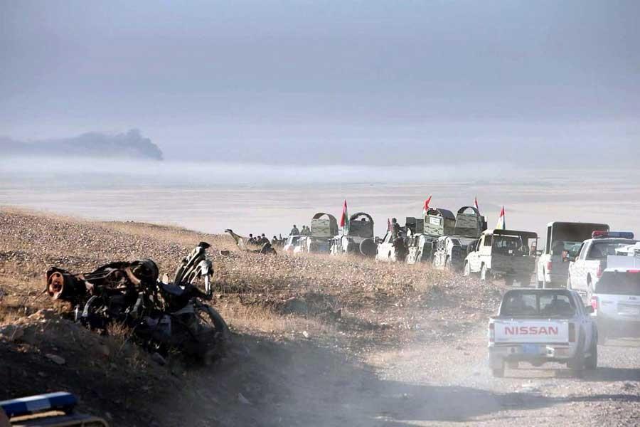ABD'li komutan: Musul operasyonu haftalarca sürebilir