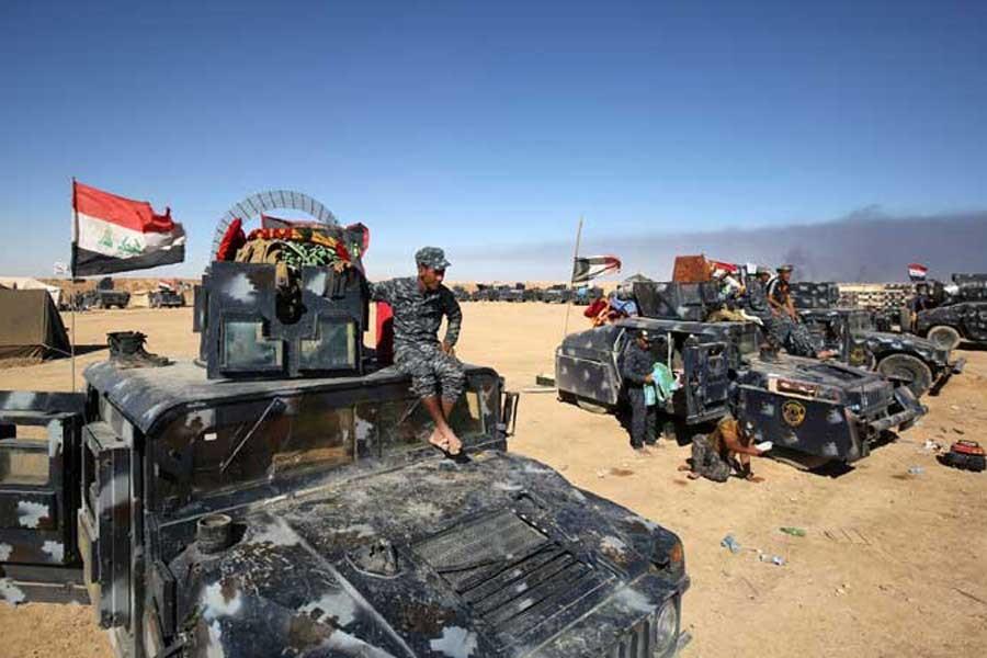 New York Times: IŞİD'in kuşatılmış kalesi Musul