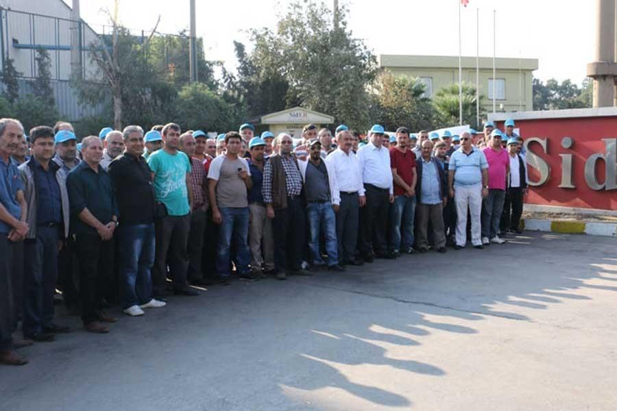 İzmir'de Türk Metal Şube yönetimleri görevden alındı
