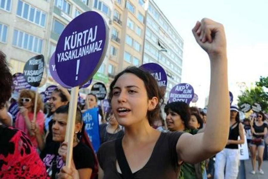 Türkiye'de 431 hastaneden sadece 34'ü kürtaj yapıyor