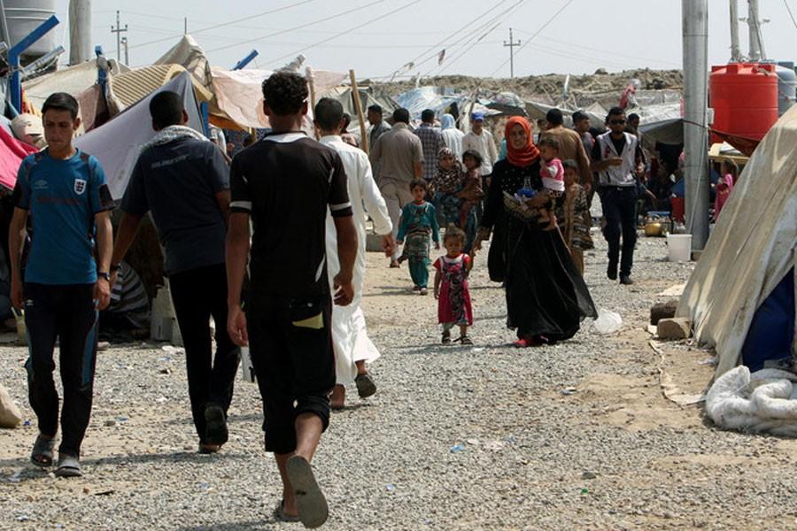 Af Örgütü: IŞİD'den kaçanlara kötü davranılıyor