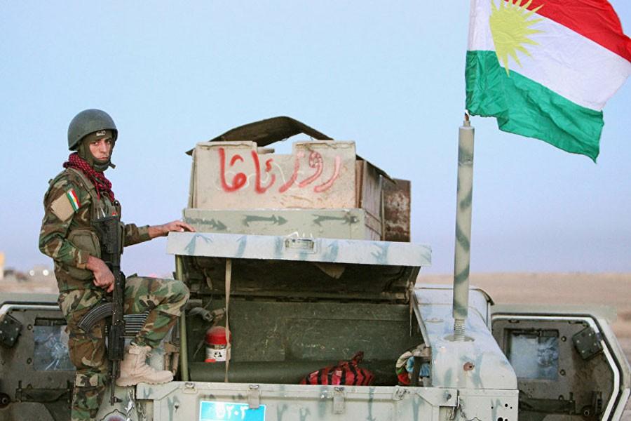 ABD destekli Iraklı güçler Musul'a yaklaşıyor