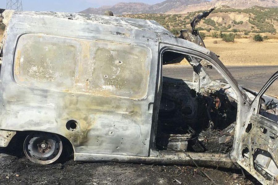 Lice'de roketli saldırı: 2 korucu yaşamını yitirdi