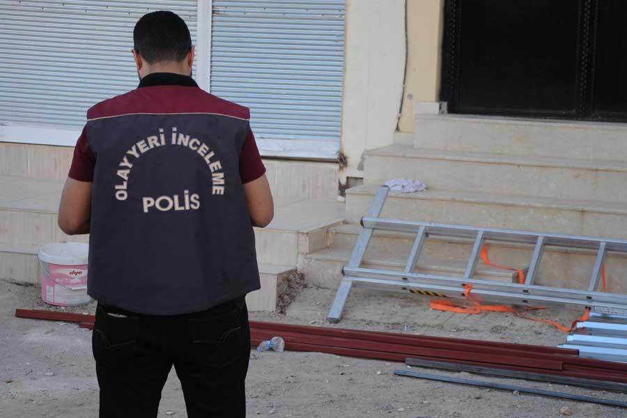 Suriyeli işçi elektrik akımına kapılarak hayatını kaybetti