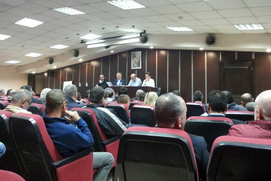 Belediye-İş temsilcileri: Sorunlar çözülmediği için büyüyor