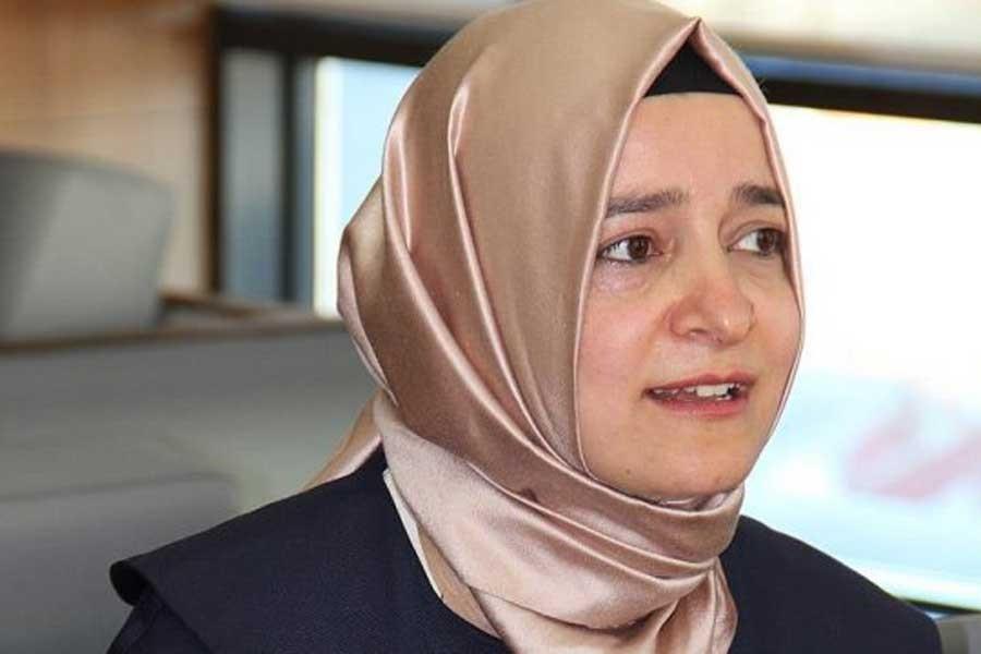 AİLE BAKANI <br> NEFRET SUÇU İŞLİYOR