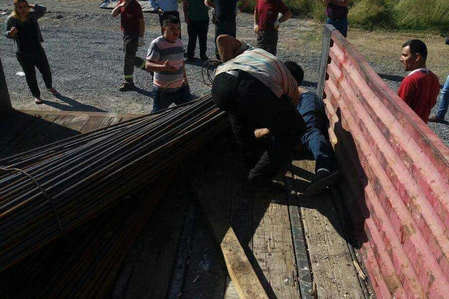 Hatay'ın Payas ilçesinde iş cinayeti