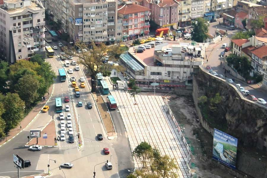 Bursa'da Erdoğan'ın gelişi sebebiyle birçok yol kapatılıyor