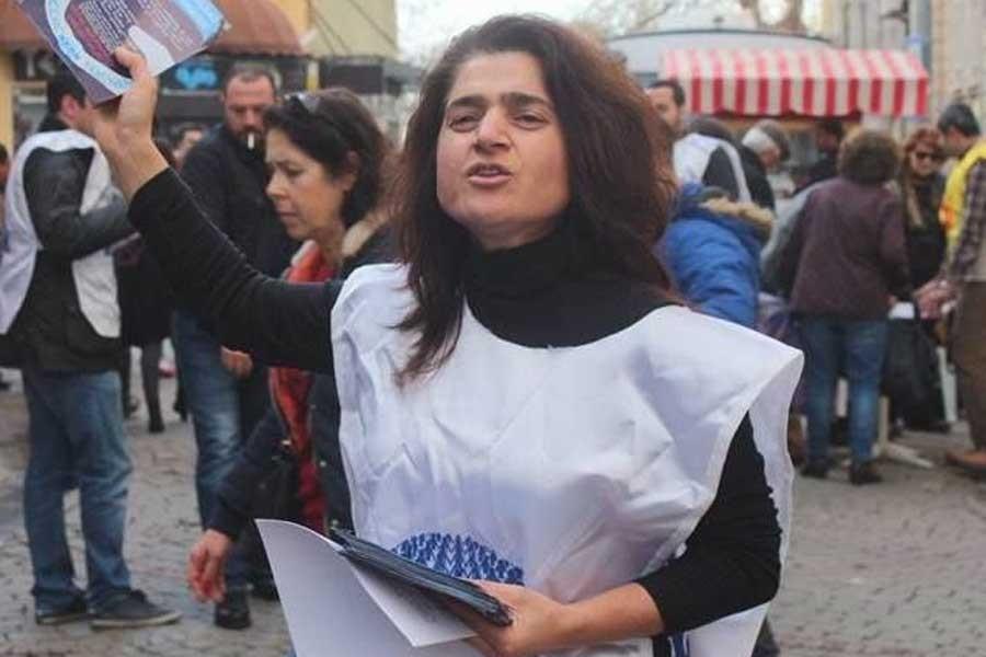 Ayşegül Kocaaslan'ın davası 12 Ocak'a ertelendi
