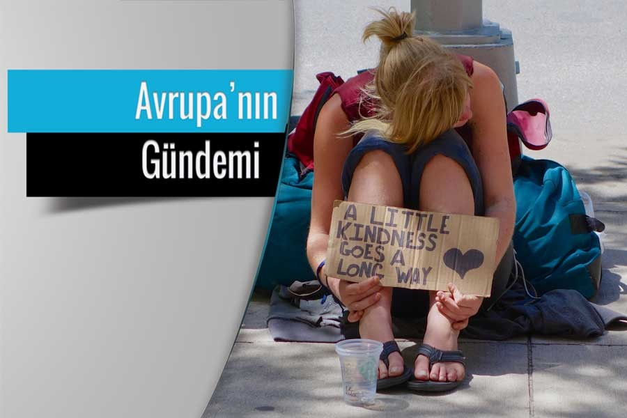 AVRUPA'NIN<br>GÜNDEMİ