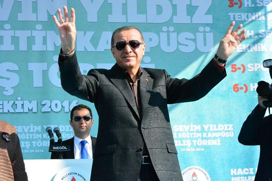 Erdoğan: Musul bizimdi