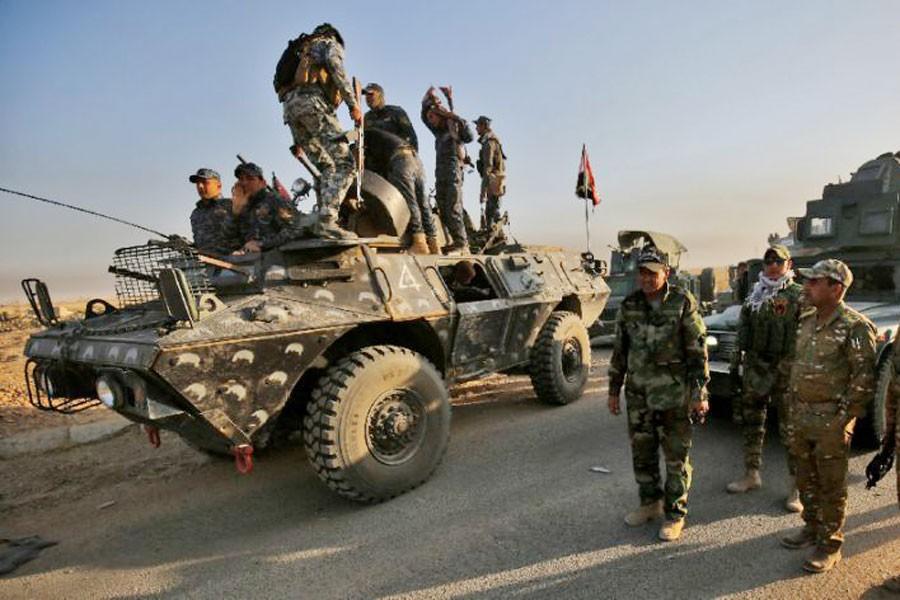 Irak'tan ABD'ye yalanlama: Musul konusunda anlaşma yok