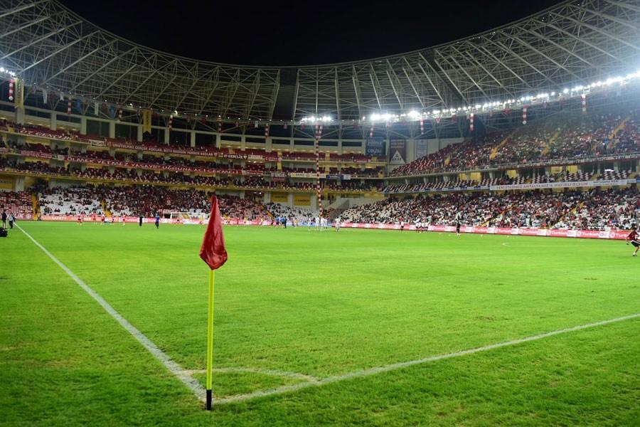 BeşiktaşAntalyaspor'ukonuk ediyor