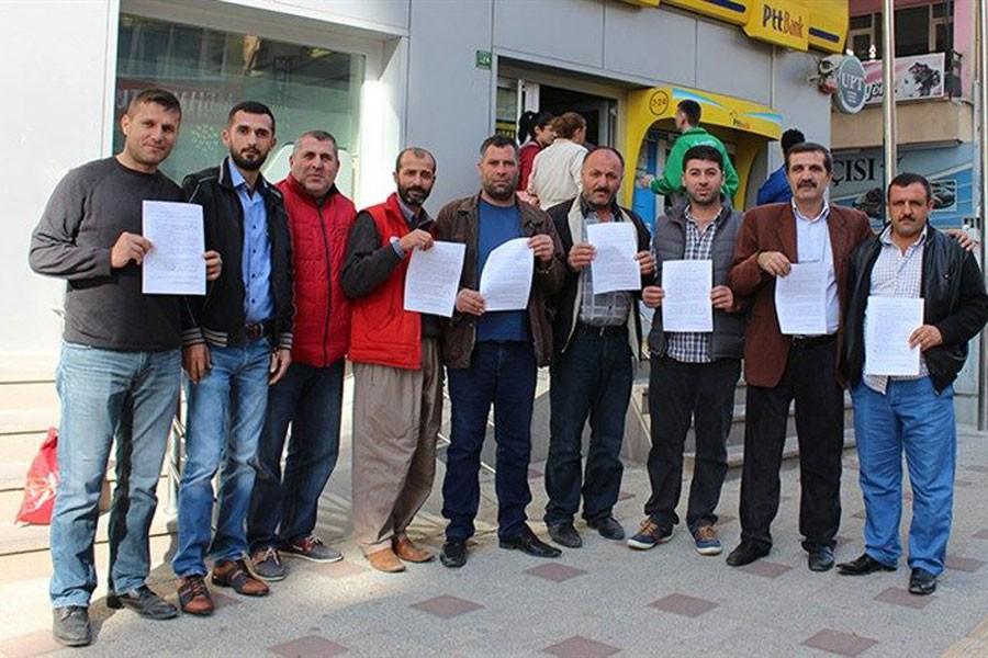 MSC Medlog işçilerinden Cumhurbaşkanına mektup