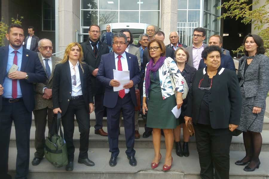 YARSAV Başkanı Murat Aslan 6 gündür gözaltında