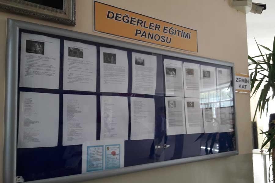 Okul müdürü: Komisyonun dikkatinden kaçtı