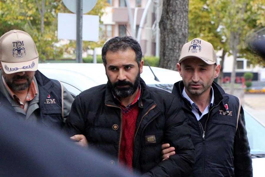 HDP Bolu İl Eş Başkanı  Özgür Günaydın tutuklandı