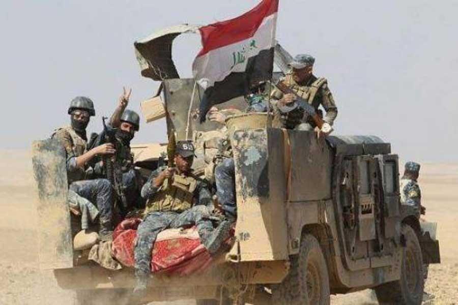 CNN: Irak askerleri IŞİD'in elindeki Musul'a girdi