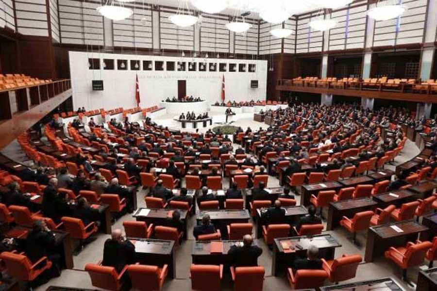İç Güvenlik Paketinin devamı meclise sunuldu