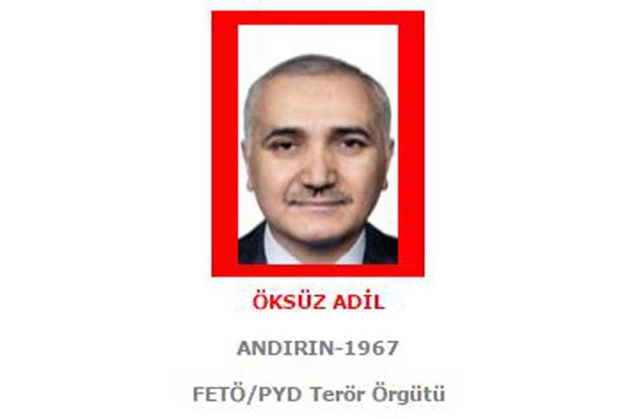 Adil Öksüz'ü yakalatana 4 milyon lira ödül verilecek