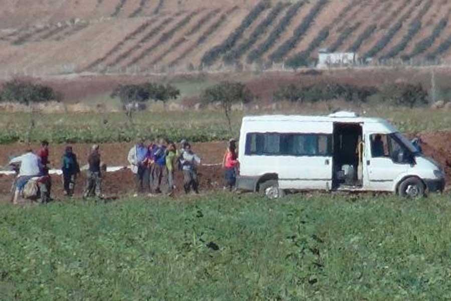 IŞİD Kilis'i yine vurdu: 1 yaralı