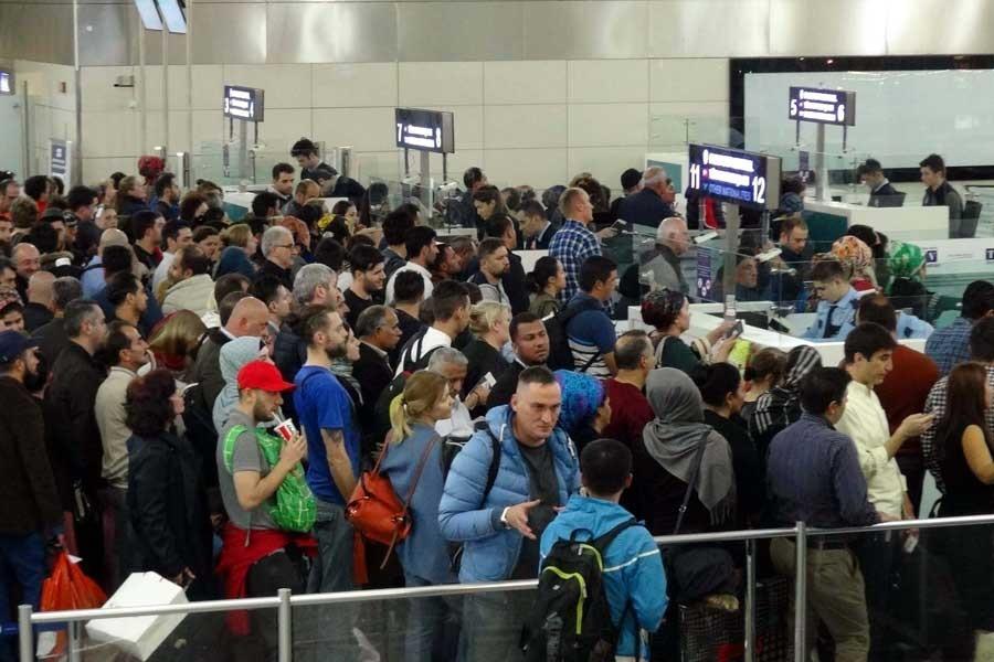 THY'dan yolculara erken gelin uyarısı