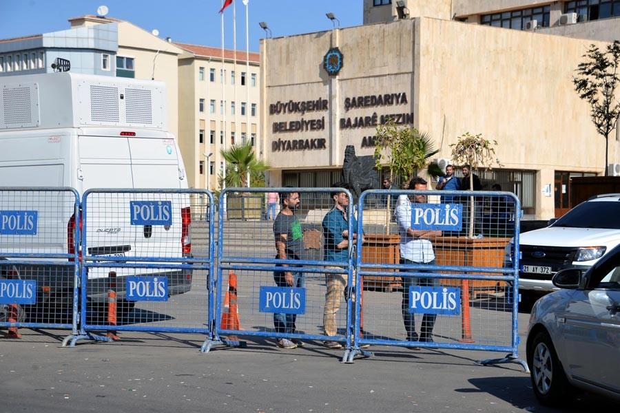 DBP, HDP ve DTK eş başkanları Diyarbakır'da olacak