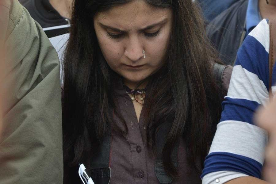 ETHA Muhabiri Havva Cuştan gözaltına alındı