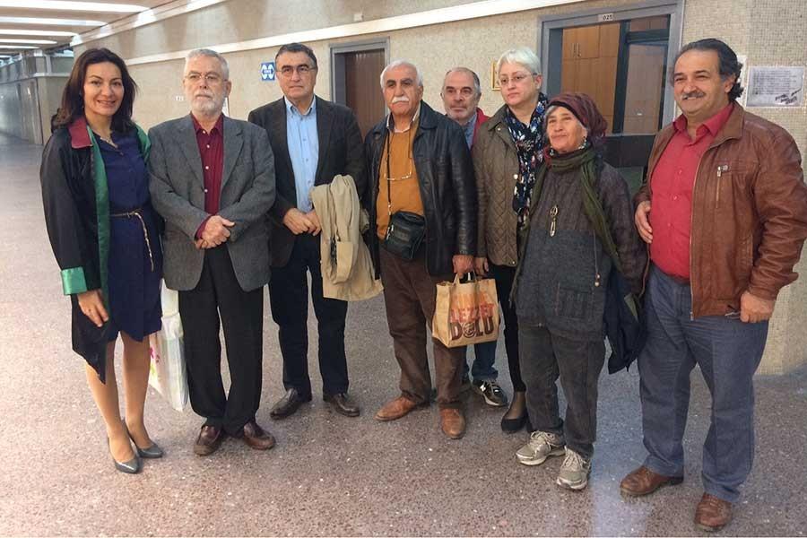Hasan Cemal'in 'Erdoğan'a hakaret' davası ertelendi