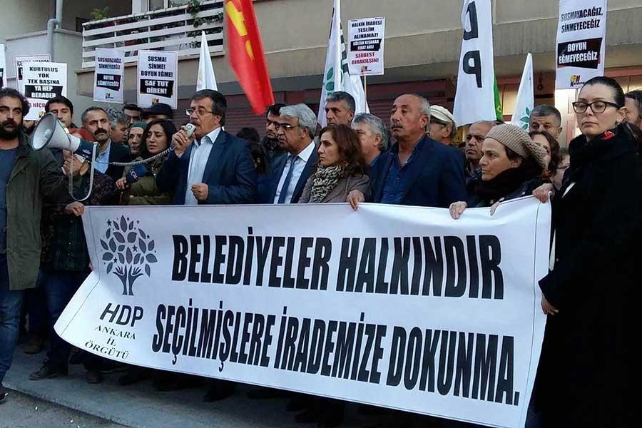 HDP'li Sancar: ülkeyi demokrasiden uzaklaştırmak istiyorlar