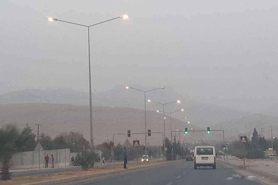 Mardin'de asit yağmuru korkusu!