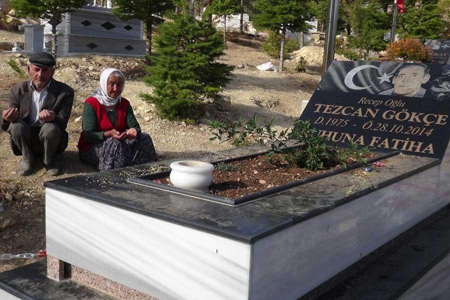 Ermenek'te ölen 18 madenci, katliamın 2'nci yılında anıldı