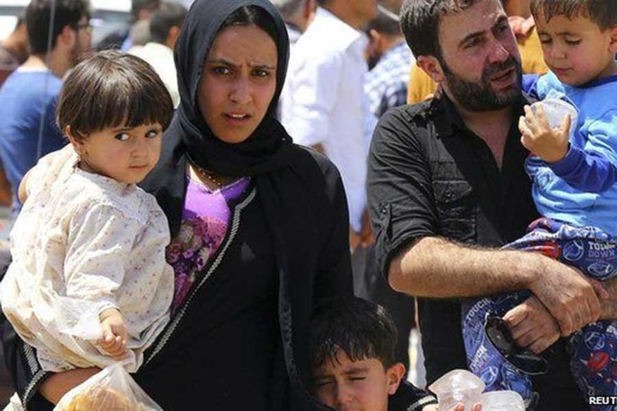 BM: IŞİD, Musul'da 8 bin aileyi kaçırdı