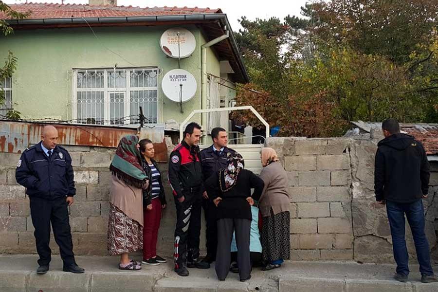 Cezaevinden izinli ayrılan mahkum, eşini öldürdü