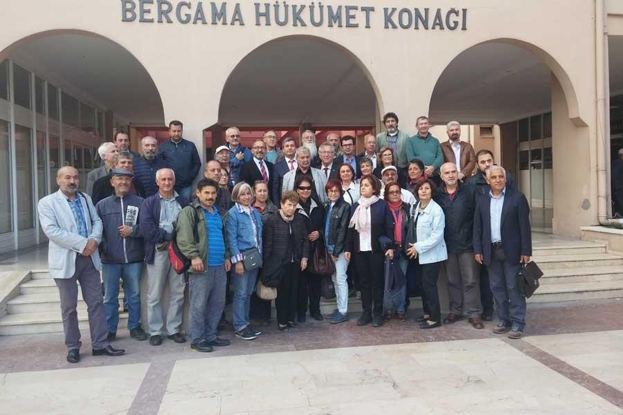 Akın İpek firarda, yaşam savuncuları mücadeleye devam ediyor