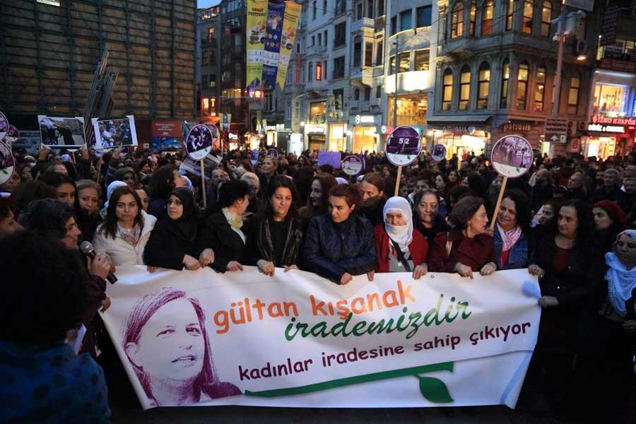 Kadınlar: Gültan Kışanak ve Ayla Akat Ata serbest bırakılsın
