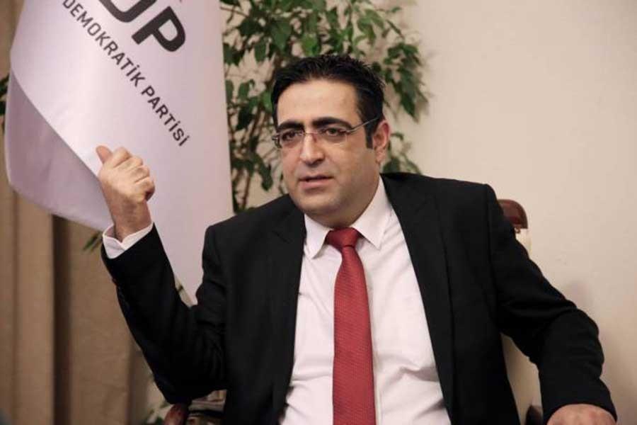 HDP'li İdris Baluken soruşturma başlatıldı