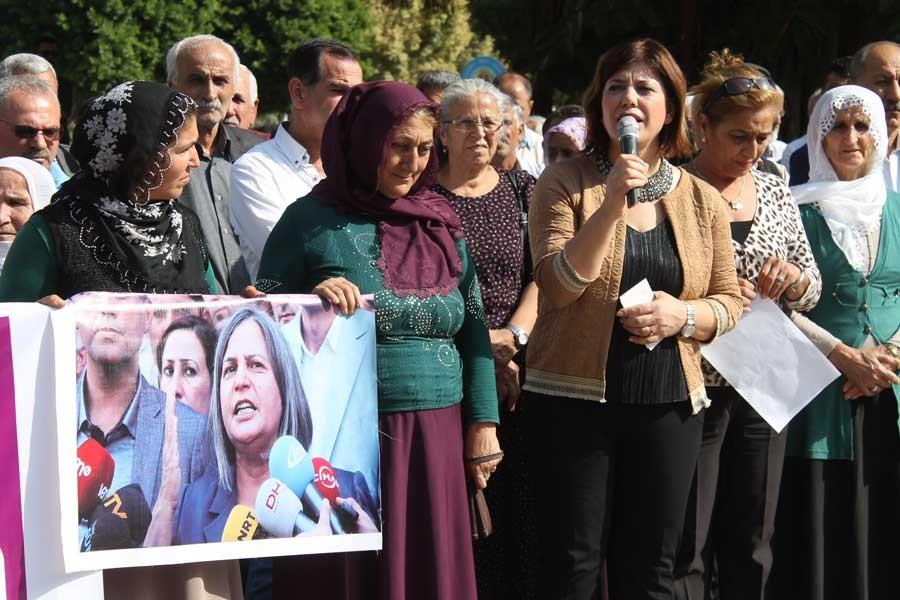 Adana'da kadınlar iradesine sahip çıktı
