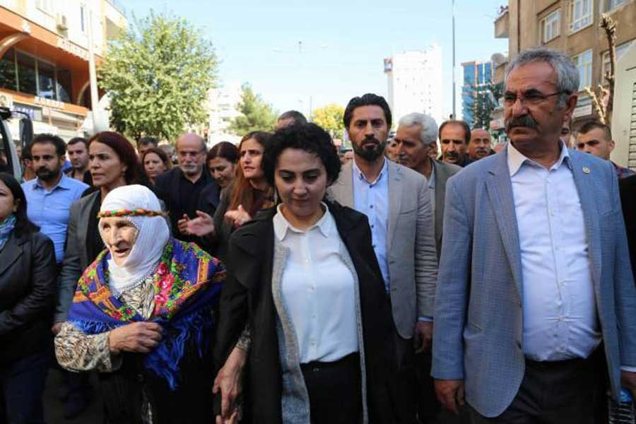 Yüksekdağ ve HDP'li iki vekile yeni dava açıldı